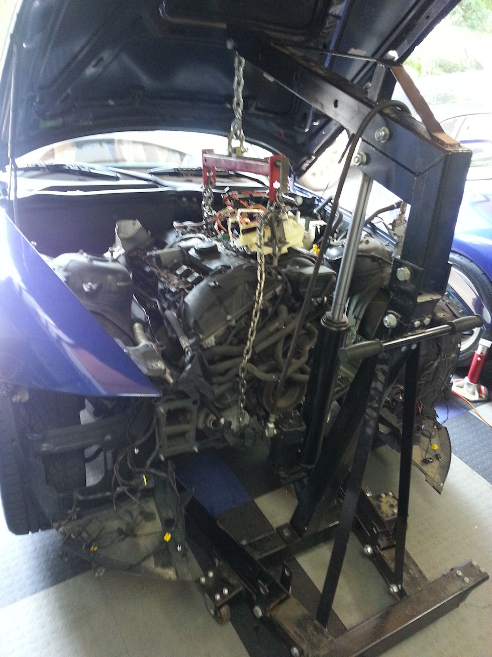 2JZ in a Z4 Coupe - Custom Project